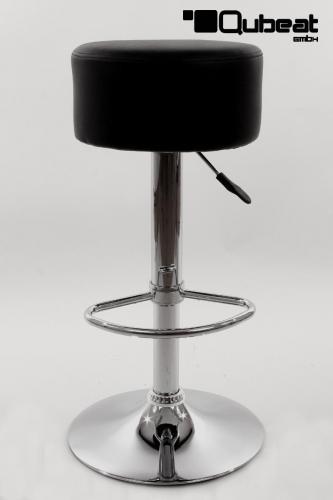 design barhocker klassisch barhocker rund h henverstellbar. Black Bedroom Furniture Sets. Home Design Ideas