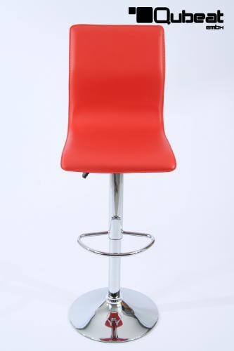 barhocker rot mit r ckenlehene modisch hohe qualit t. Black Bedroom Furniture Sets. Home Design Ideas