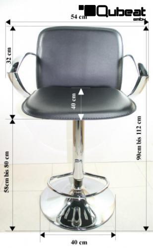 design barhocker creme cremefarbener barstuhl hochwertig verarbeitet h henverstellbar design