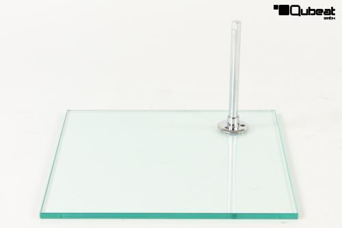 glasplatte mit dorn f r kinder schaufensterpuppen glasplatte mit dorn f r. Black Bedroom Furniture Sets. Home Design Ideas