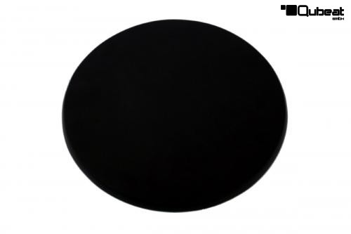 runde schwaze tischplatte aus robustem mdf und viele andere artikel schnell und g nstig. Black Bedroom Furniture Sets. Home Design Ideas
