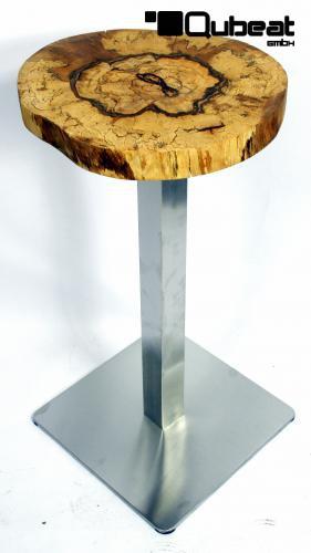 Massivholztisch 5cm Naturholzplatte Massivholzplatte Echtholztisch