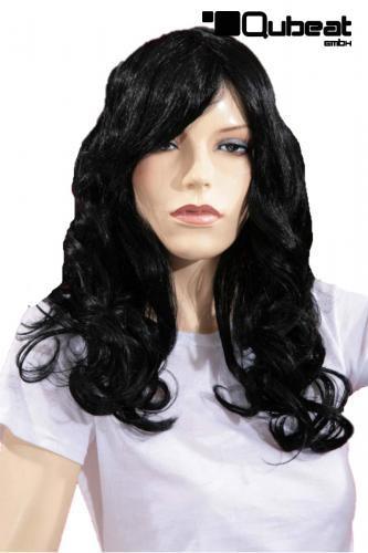 Haare locken lange schwarze Schwarze locken