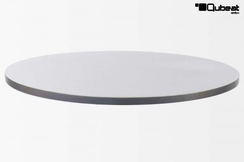 silberne rund tischplatte silberne tischplatte rund holplatte mdf 60 cm lackiert 4833. Black Bedroom Furniture Sets. Home Design Ideas