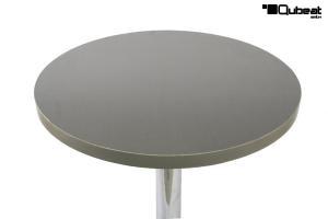 Tischplatte Rund 50 Cm.Runde Silberne Tischplatte Aus Robustem Mdf Günstig Kaufen